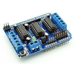 0826U40KLRA Q L293D Motor Driver/Stepper/Servo Shield for Arduino-Pack of 2