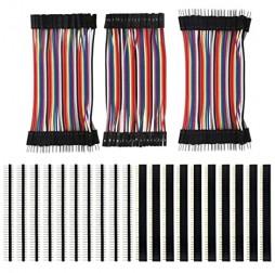 2.54mm Comb Connectors-20pcs