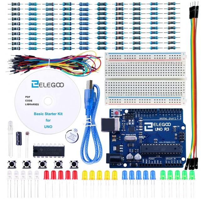 Arduino UNO Project Basic Starter Kit