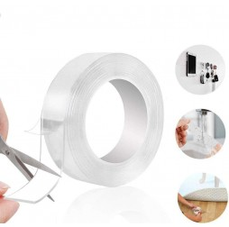 Double Sided Transparent Adhesive Tape